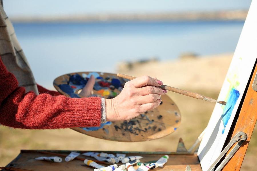 Elderly Care in Eufaula AL: Senior Art Therapy