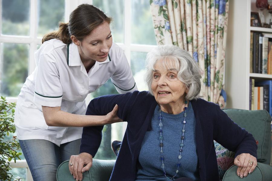 Caregiver in Enterprise AL: Elderly Hip Fractures