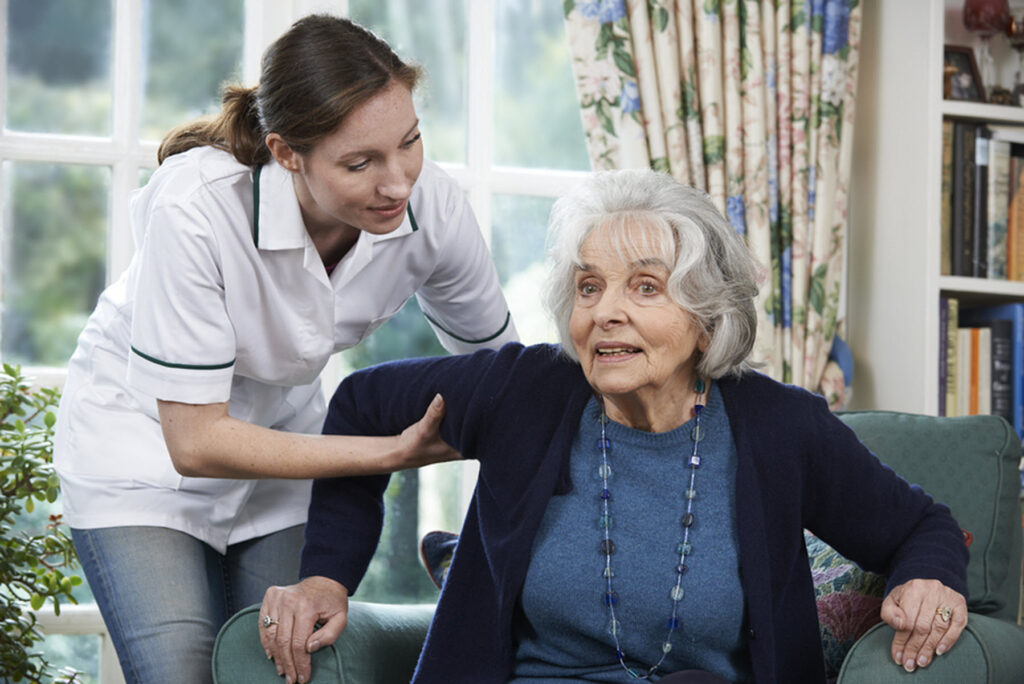 Home Care in Headland AL: Handle Mistakes as a Caregiver