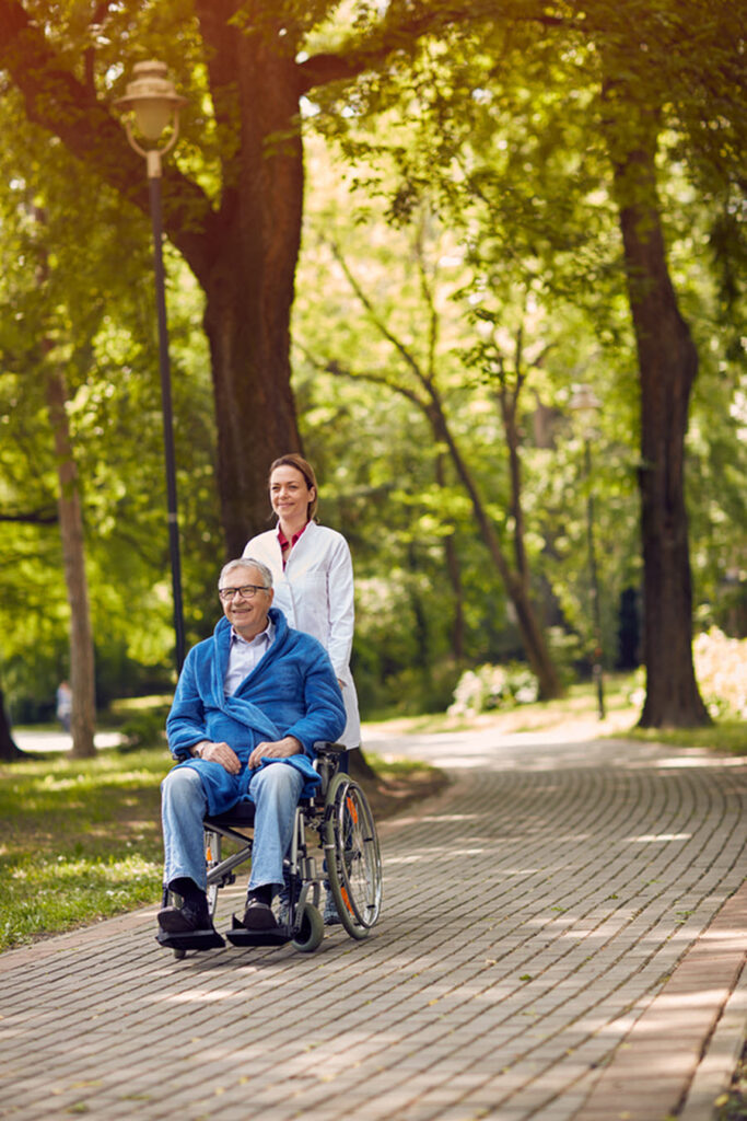 Caregiver in Ozark AL: Activities for Elderly in a Wheelchair