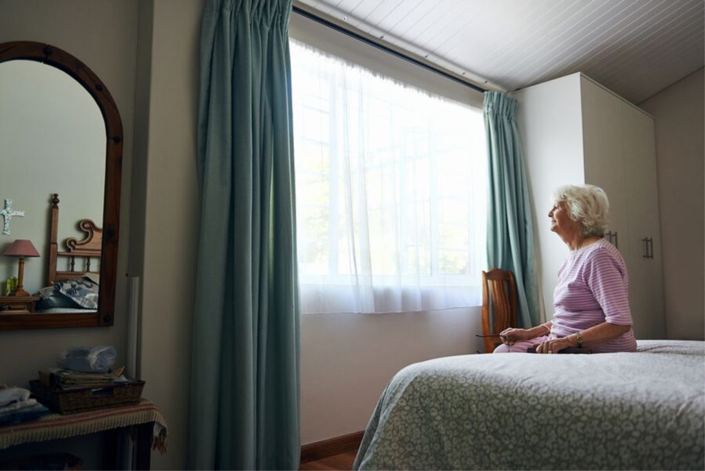 Elderly Care in Enterprise AL: Coping with paranoia